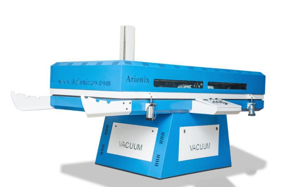 دستگاه پرس وکیوم - شرکت فنی و مهندسی آریونیکس